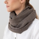 Brown Cashmere Schal Luciano